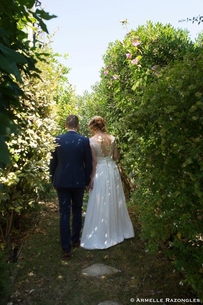 créatrice robe de mariée bohème agen
