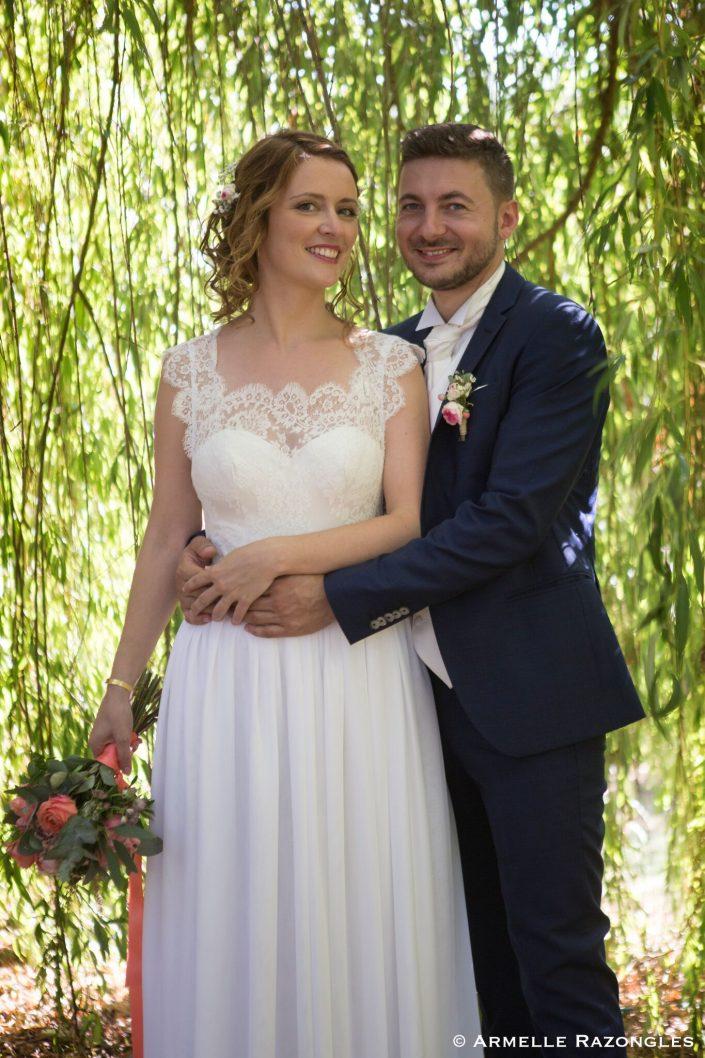 créatrice robe de mariée simple gers