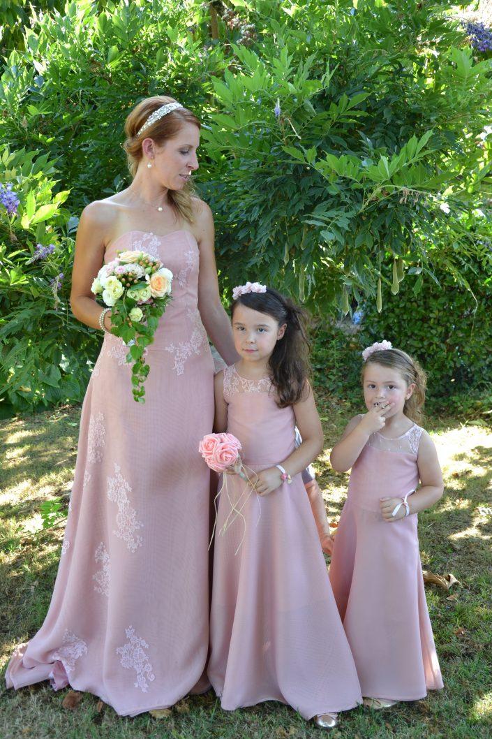 créatrice robe de mariée sur mesure nouvelle Aquitaine