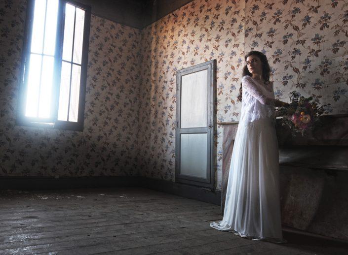 robe de mariée Pauline Starck Atelier Toulouse