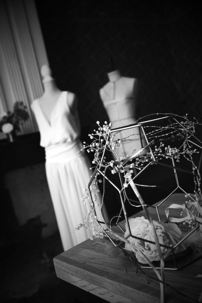 création robe de mariée sur mesure Toulouse