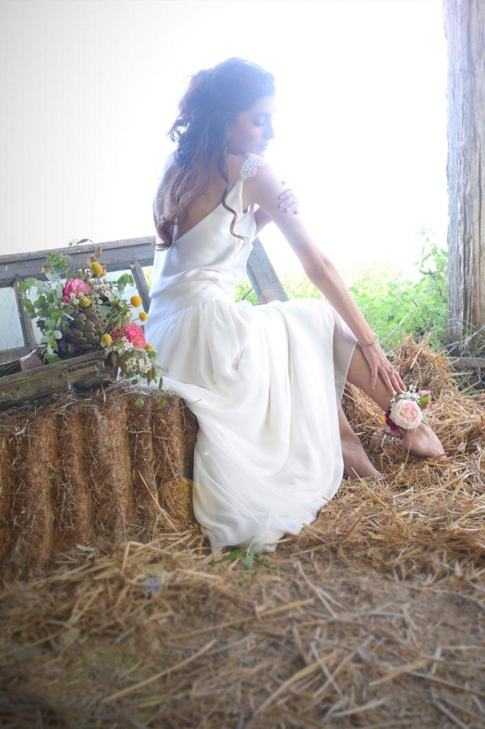 créatrice robe de mariée sur mesure lot-et-garonne