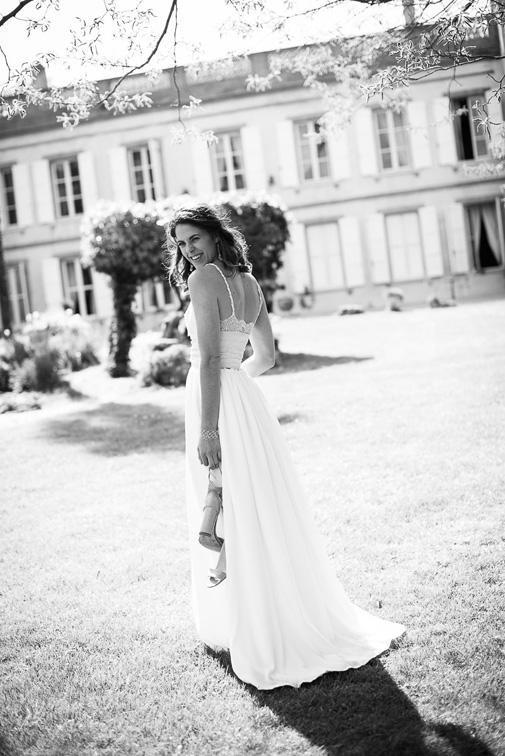 créatrice robe de mariée montauban