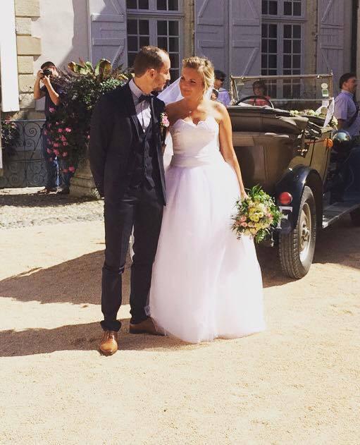 création robe de mariée auch lectoure gers